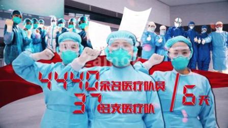 抗击疫情武汉必胜AE模板-视频素材网站哪个最好-凌晨两点视频素材网