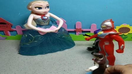 清谷少儿:多年前芭比公主中了巫婆的魔法,被王子救了下来.mp4