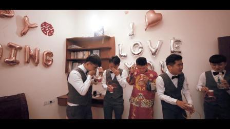 LIU JIN BAO+LI TING婚礼MV