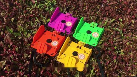 套袋进行时|推荐创新套袋工具好果子果树套袋神器苹果套袋器套袋撑口器