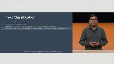 TensorFlow Hub: Making model discovery easy (TF De