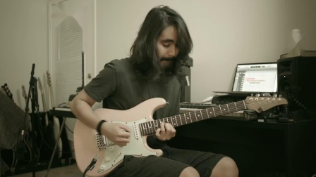 the first guitar intro i've ever learned - Mateus Asato