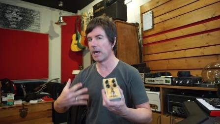 TOUCH SENSITIVE DYNAMIC OVERDRIVE - 'The Magellan' from Humboldt Electronics