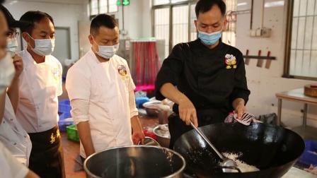 烧腊炒糖色做法演示教学 正宗广式潮州烧腊卤水技术培训