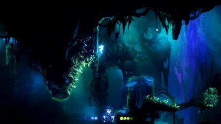 【落雪】精灵试炼!大战犀角虫! 奥日与萤火意志#3