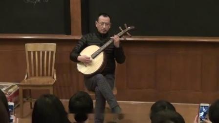 阮痴冯满天应邀在德国演出,一曲《天高云淡》,台下老外起立鼓掌
