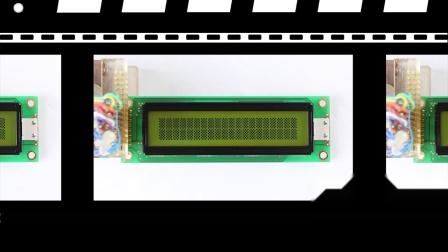 Monochrome LCD Modules / VBC200202-A(BL).mp4