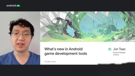 What's new in Android game development tools (Goog