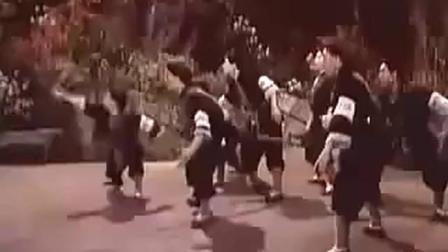 现代京剧《杜鹃山》大结局 一场经典的对打戏 过来人都记得.mp4