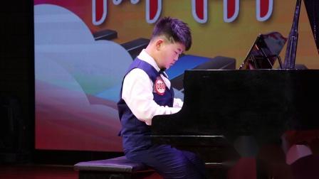 """2019冬季河南省""""未来钢琴家""""钢琴展评——088《牧民歌唱毛主席》"""