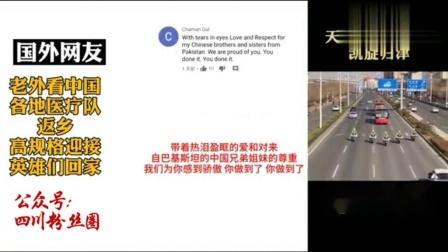 《老外看中国》第三期:抗疫归来,震撼国外