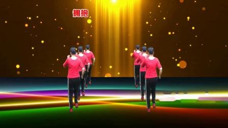 《越跳越美》健身舞 编舞 花语 湖南乐哈哈广场舞(133)摄影演示制作 乐哈哈