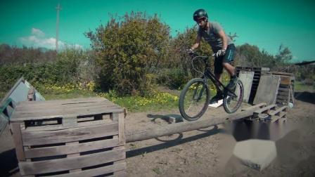 Corona Training 02 - Bike Trial Sardinia.mp4