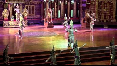 1【泰国旅游东芭乐园泰国民俗表演】文奎影院20200325