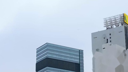 World Trade Centre Rooftop Advertising