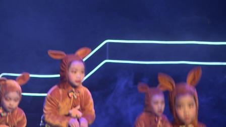 2020花儿朵朵少儿才艺电视盛典@重庆市綦江区永新镇苗苗艺术培训中心@《鼠你快乐》