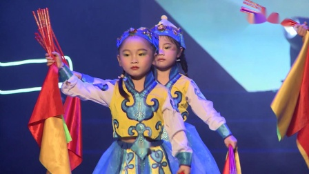 2020花儿朵朵少儿才艺电视盛典@重庆市江津区荷妞艺术培训中心@《塔林斯乐》