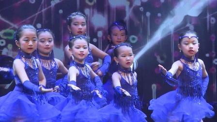 2020花儿朵朵少儿才艺电视盛典@重庆柒悦艺术培训中心@《摩登空姐》