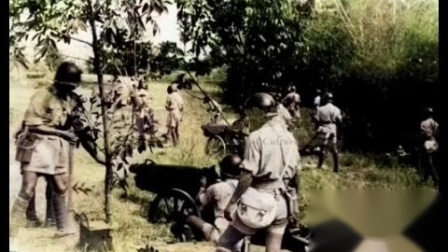 【AI修复】国军历史老照片彩色第二弹