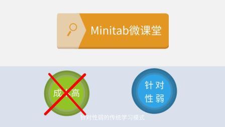 Minitab微课堂