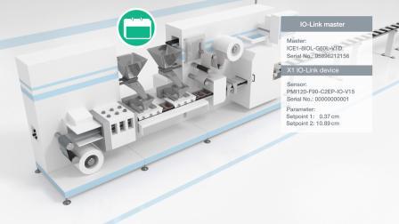 IO-Link| 简化设备更换和维护| 数据存储和定位功能
