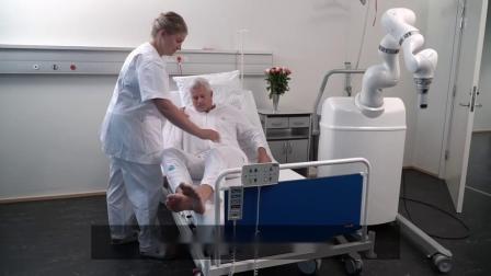 ROBERT 卧床患者康复治疗机器人