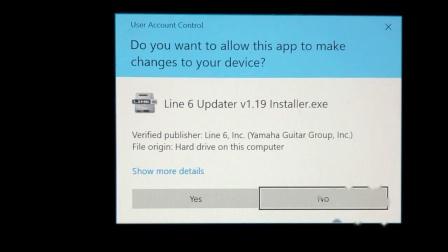 2.怎么在Windows电脑升级LINE6 G10 G10S无线