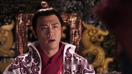 影视片段在赵王眼里,双腿夹不死的马就是好马