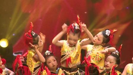 2020花儿朵朵少儿才艺电视盛典@婧曼园舞蹈培训中心@《辣椒钵》