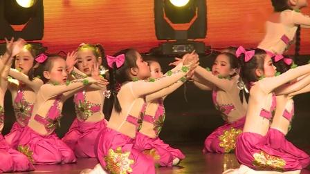 2020花儿朵朵少儿才艺电视盛典@婧曼园舞蹈培训中心@《麻花辫》