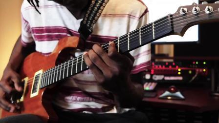【吉他演示】  前卫金属 / 前卫摇滚 Satyr -  - Aesop