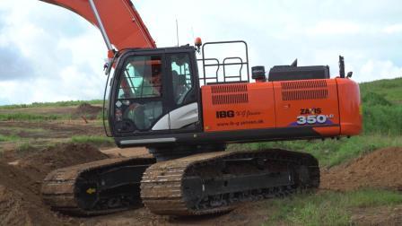 日立 ZX350LC-6 挖掘机