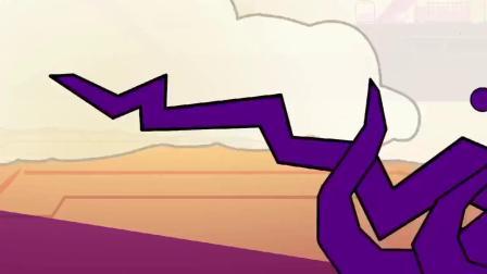 超迷你战士第二季:女娃博士父女联手,大战灭世魔怪.mp4