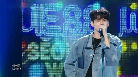 ONG SEONG WU - GUESS WHO @ Music Core 2020-3-28