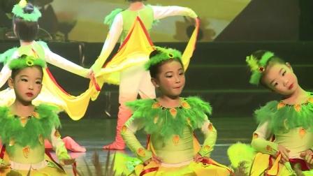 2020花儿朵朵少儿才艺电视盛典@重庆市涪陵区卓星舞蹈培训中心@《快乐的布谷》.mp4