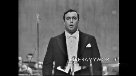 Luciano Pavarotti - Che Gelida Manina 30岁.mp4