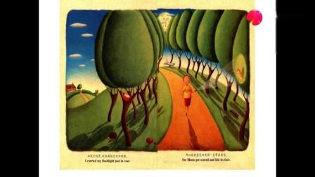 儿童经典有声绘本故事:带着月亮去散步.mp4