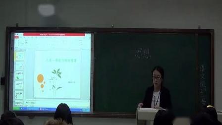 高中语文教师统考编制面试招聘面试 10分钟试讲片段教学实录02