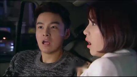 淑女涩男:安敏刚救下杨豆豆,下秒杨豆豆甜蜜告白,两人这段太甜.mp4