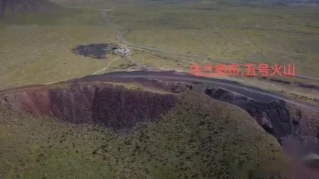 察哈尔火山航拍1
