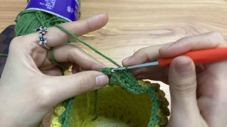 菠萝包下集(叶子+包带)