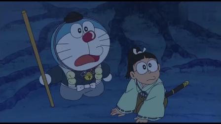 39哆啦A梦:为了吃到铜锣烧,哆啦A梦决定改变历史,可这太难了吧.mp4