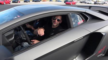 Lamborghini Aventador SVJ VS Ferrari F50