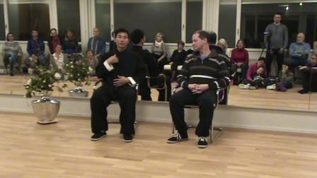 陈炳老师聊太极文化(于瑞士)