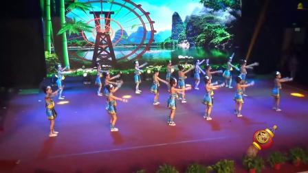 林州市星光舞蹈培训中心2020年少儿春晚《苗妹妹》