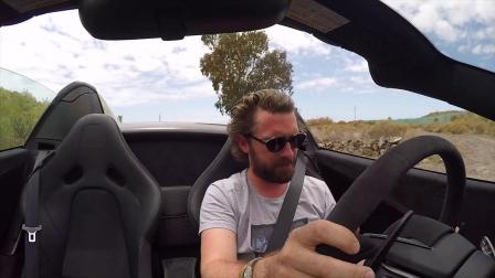 That Time I Drove The McLaren 675LT Spid