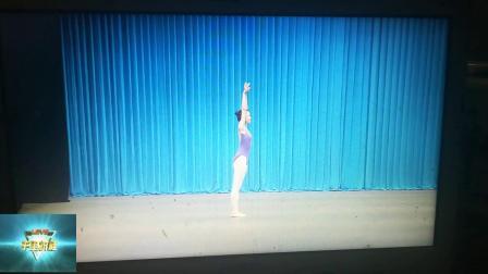 中国舞蹈技术技巧基本功素质能力测评少儿基础训练师资班培训教材之绷步侧手翻(分解)