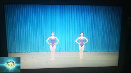 中国舞蹈技术技巧基本功素质能力测评少儿基础训练师资班培训教材之原地捻转