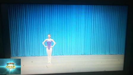 中国舞蹈技术技巧基本功素质能力测评少儿基础训练师资班培训教材之竹蜻蜓,平转,分解单一串