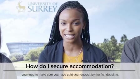 University of Surrey Postgraduate Q&A - March 2020
